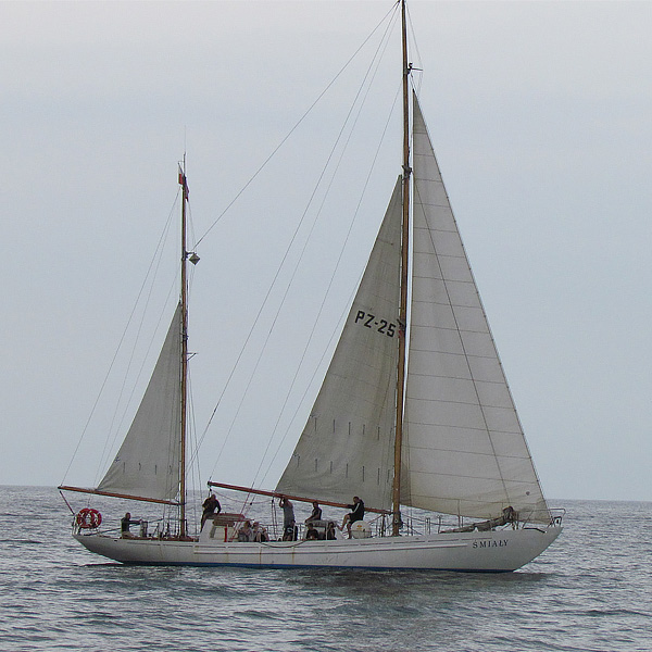 s/y Smialy